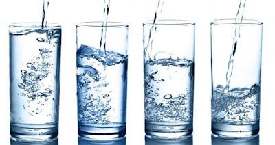 tomar agua para bajar de peso rapido