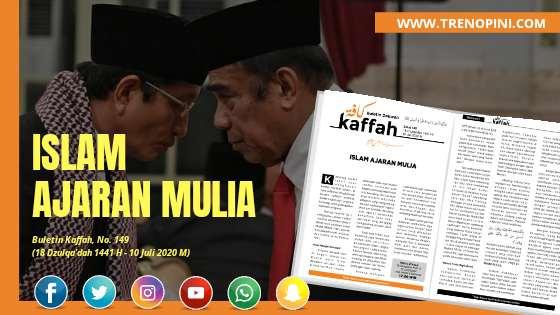 ISLAM AJARAN MULIA