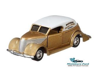 1936 Ford Sedan Custom