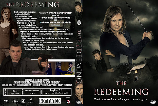 The Redeeming DVD Cover