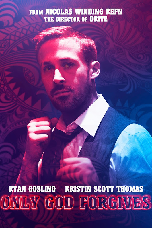ONLY GOD FORGIVES: SIN PERDÓN