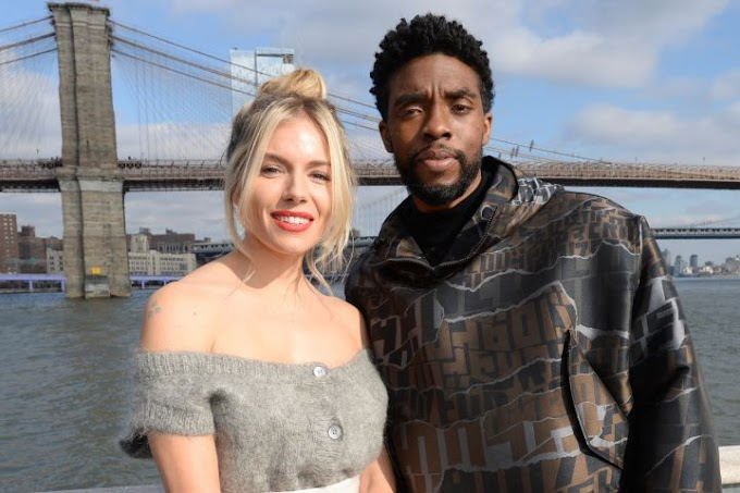Late Black Panther star, Chadwick Boseman took a pay cut to increase actress Sienna Miller's salary on '21 Bridges'