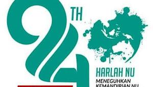 Logo dan Tema Resmi Harlah Ke-94 NU
