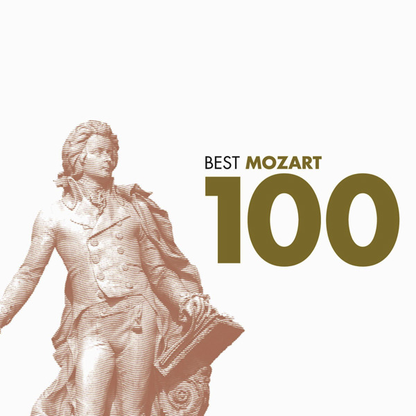 Various Artists - 100 Best CD Mozart (CD 1 - 6)  - Album (2007) [iTunes Plus AAC M4A]