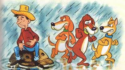 fabula del labrador y los perros