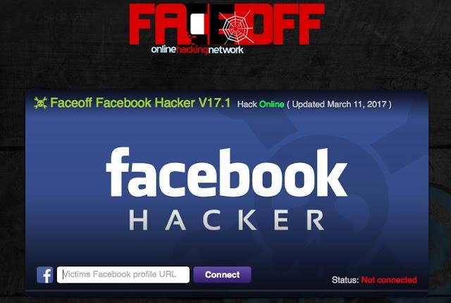 Cara Hack Facebook Menggunakan Sam Hacker