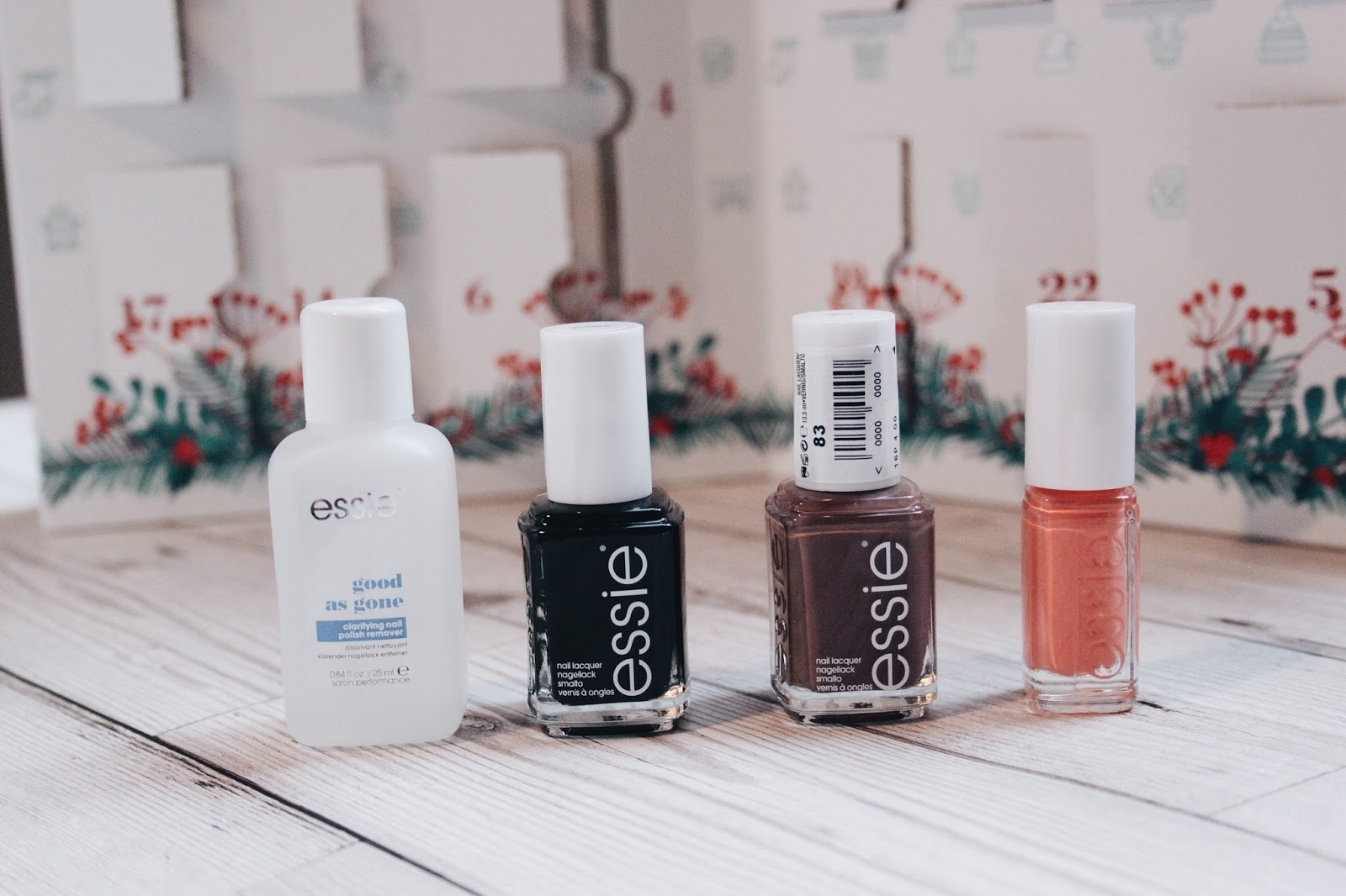 Essie Days 5-8