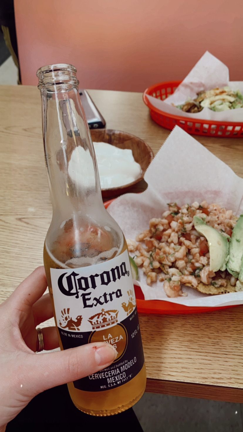 Ceviche and Corona in San Francisco | biblio-style.com