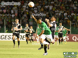 Oriente Petrolero empató sin goles con Vasco da Gama - DaleOoo