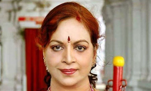 Vijaya Nirmala passes away at 73 in Hyderabad