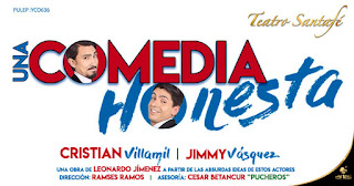 Una comedia honesta | Teatro Santa Fe 2