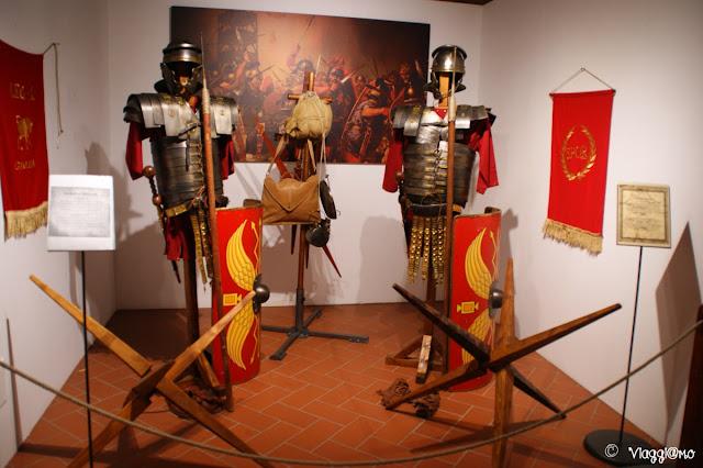 Nella Fortezza Firmafede, la mostra sull'Antica Roma