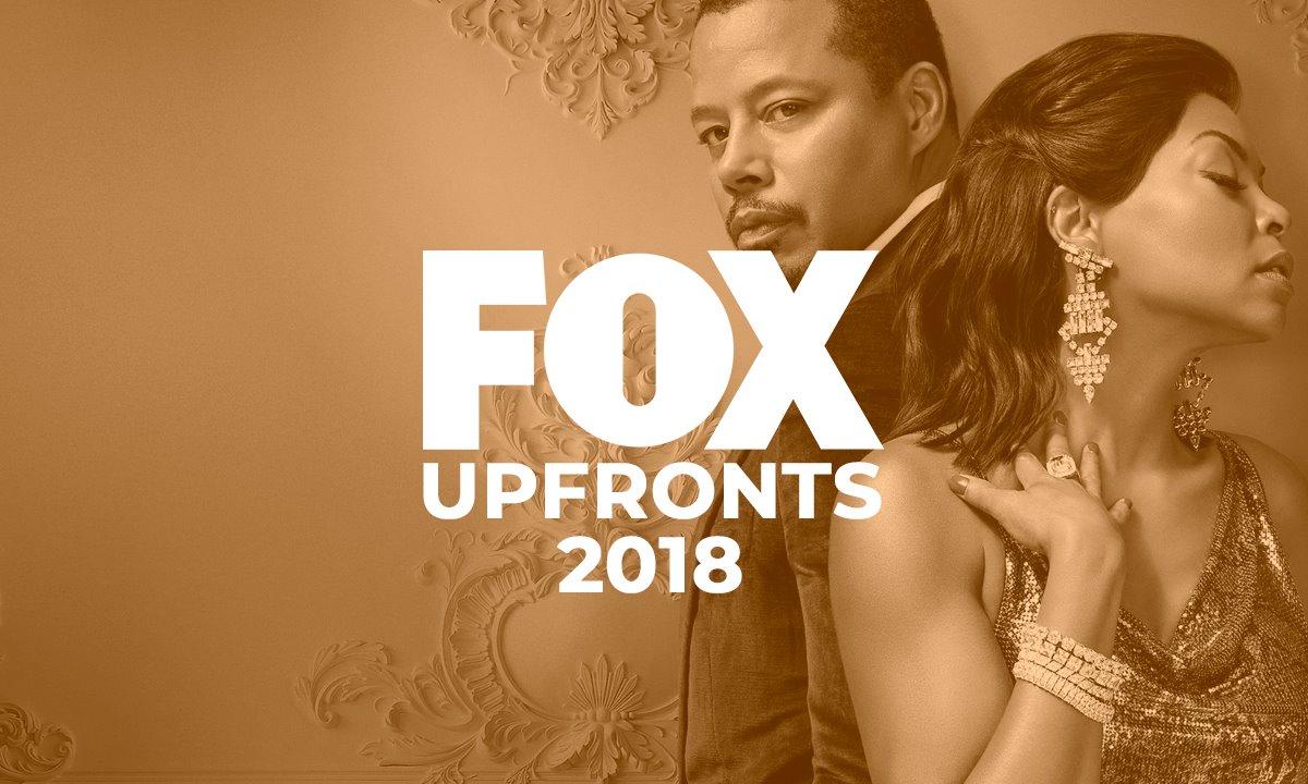 Upfronts 2018 FOX