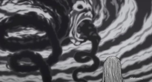 La miniserie anime 'Uzumaki' pospone su estreno al 2021