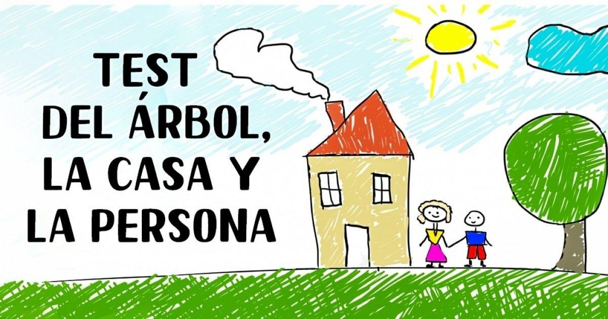 Manual del Test de la casa, el árbol y la persona. Descargar gratis.