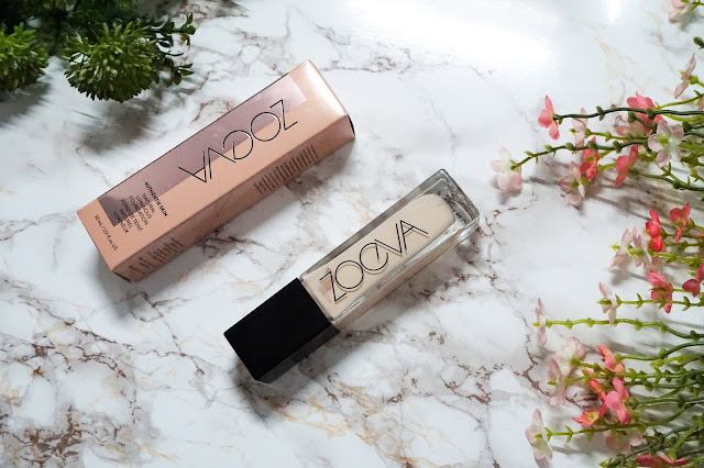 Zoeva - Authentik Skin Natural Luminous Foundation