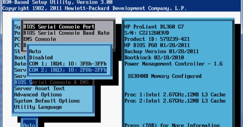 Steve's Solaris/Linux experiences: HP ILO/Linux output to VSP