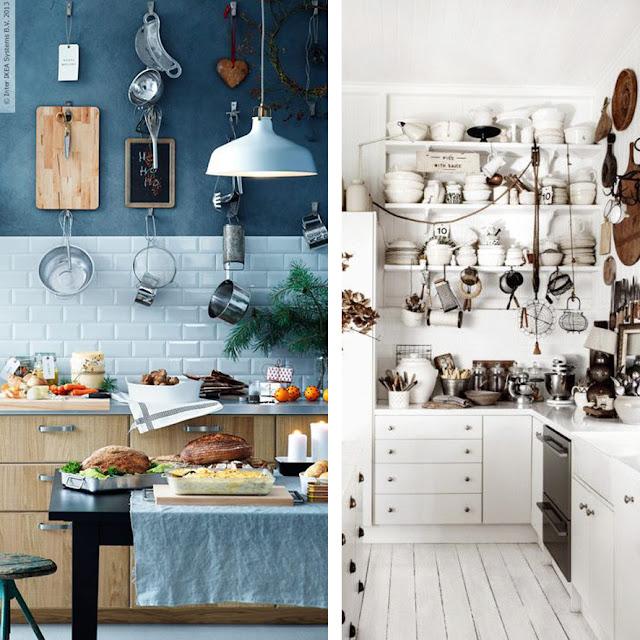storage ideas kitchen • the round button blog