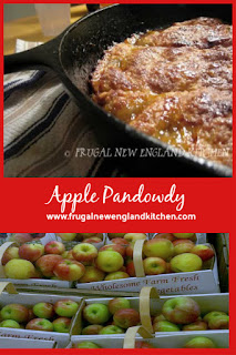 Apple Pandowdy Recipe