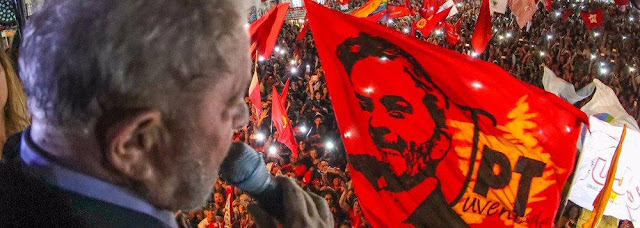 BRASIL | Para alemães, eleição sem Lula é fraude