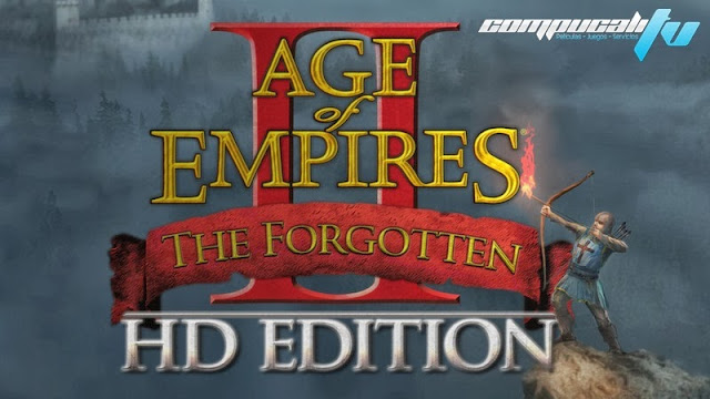 Age of Empires II HD The Forgotten DCL Expansión PC