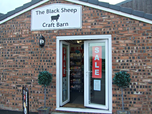 Black Sheep Craft Shop Culcheth