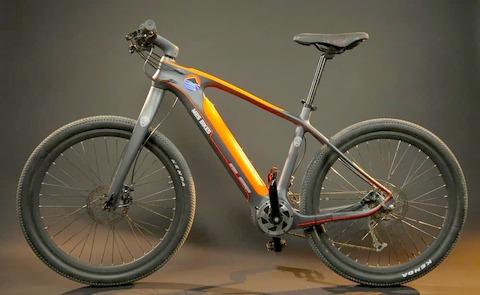 bicicletas electricas M2S