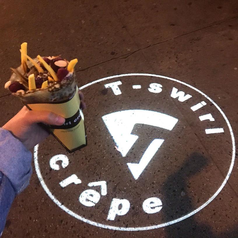 Elizabeth l NYC food spots l T-swirl crepe l 10Below ice cream l sprinkles cupcake atm l Grace street l Milk bar l Koreatown l Chinatown l THEDEETSONE l http://thedeetsone.blogspot.fr