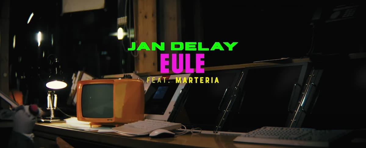 Jan Delay Eule feat. Marteria   Earth, Wind & Feiern geht in die zweite Runde.