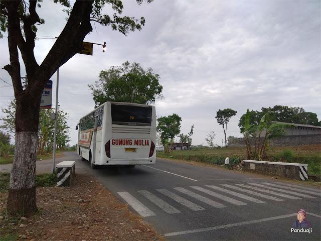 Perjalanan ke Wonogiri