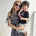 Roberta Melo troca de idade e recebe homenagem de sua filha Carol Melo