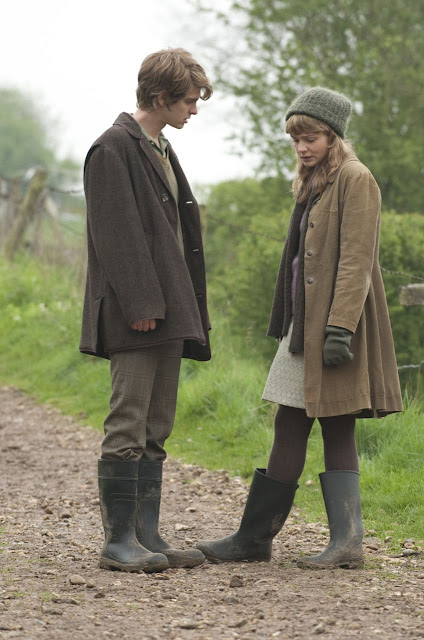 Ten Movies in Ten Days, Never let me go Andrew garfiels and carry mulligan