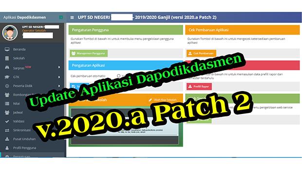 Dapodikdasmen 2020.a patch 2