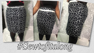 Fitting the pencil skirt for plus-size woman and misses sizes.  Pattern making and sewing alterations.