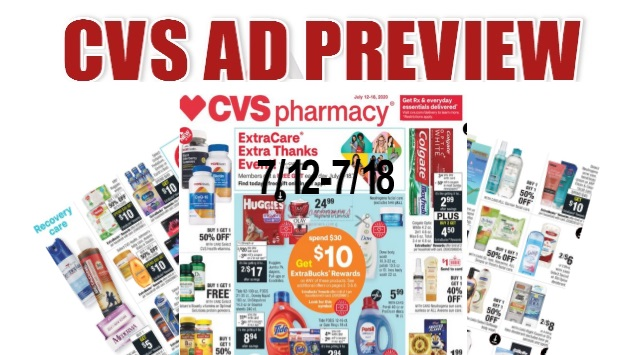 CVS Ad Scan 7-12 to 7-18