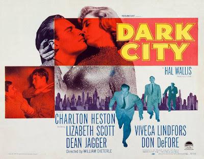 Dark City - Original Poster