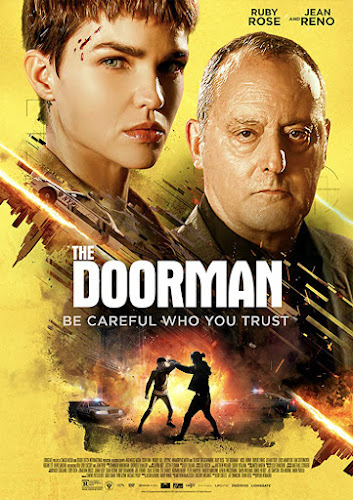 The Doorman (BRRip 720p Ingles Subtitulada) (2020)