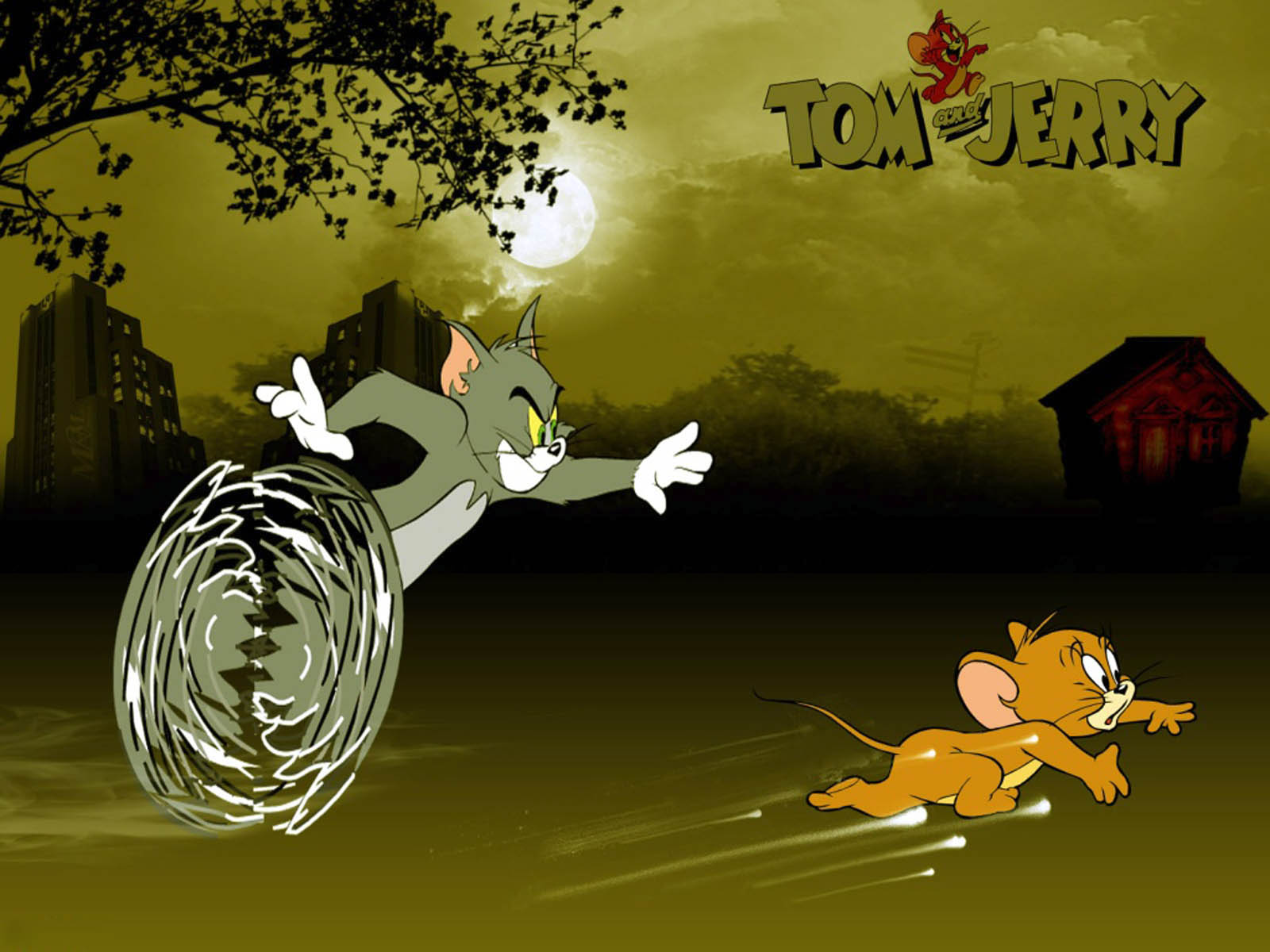 Wallpaper Tom And Jerry Wallpapers