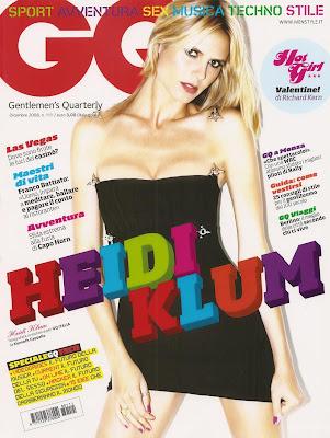 The World's Top Earning Models - Heidi Klum $20 Million Per Year