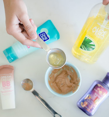 How To make Your own Natural Face Primer At home For oily Skin