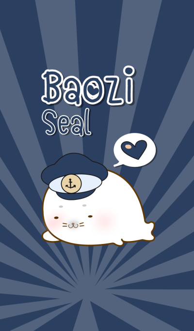Baozi Seal BlueSky