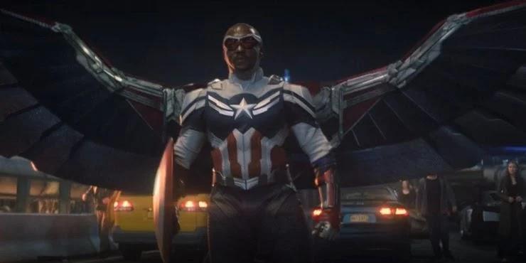 «Сокол и Зимний Солдат» (2021) - все отсылки и пасхалки в сериале Marvel. Спойлеры! - 74