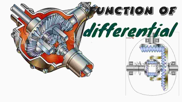 What is differential and how it works