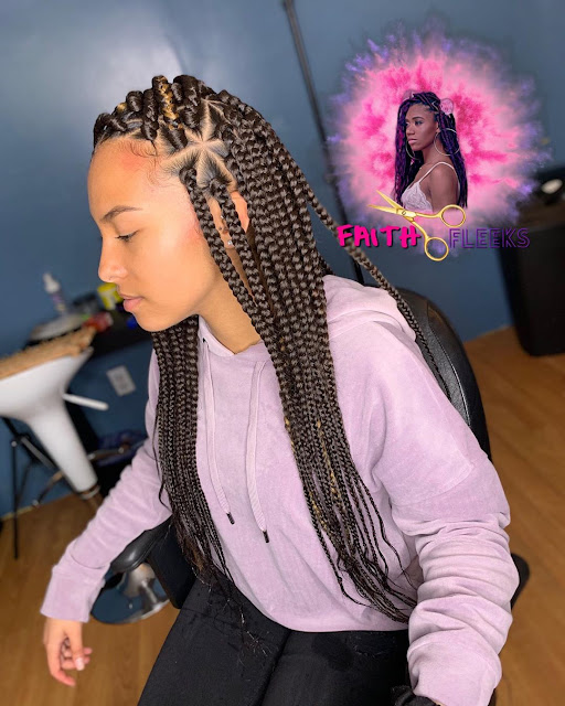 2019 Super Hot African Braids