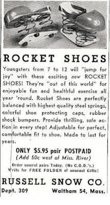 Rocket Shoes