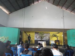 Fosil Pagar Adakan Diskusi Pembonsai Sepulau Lombok