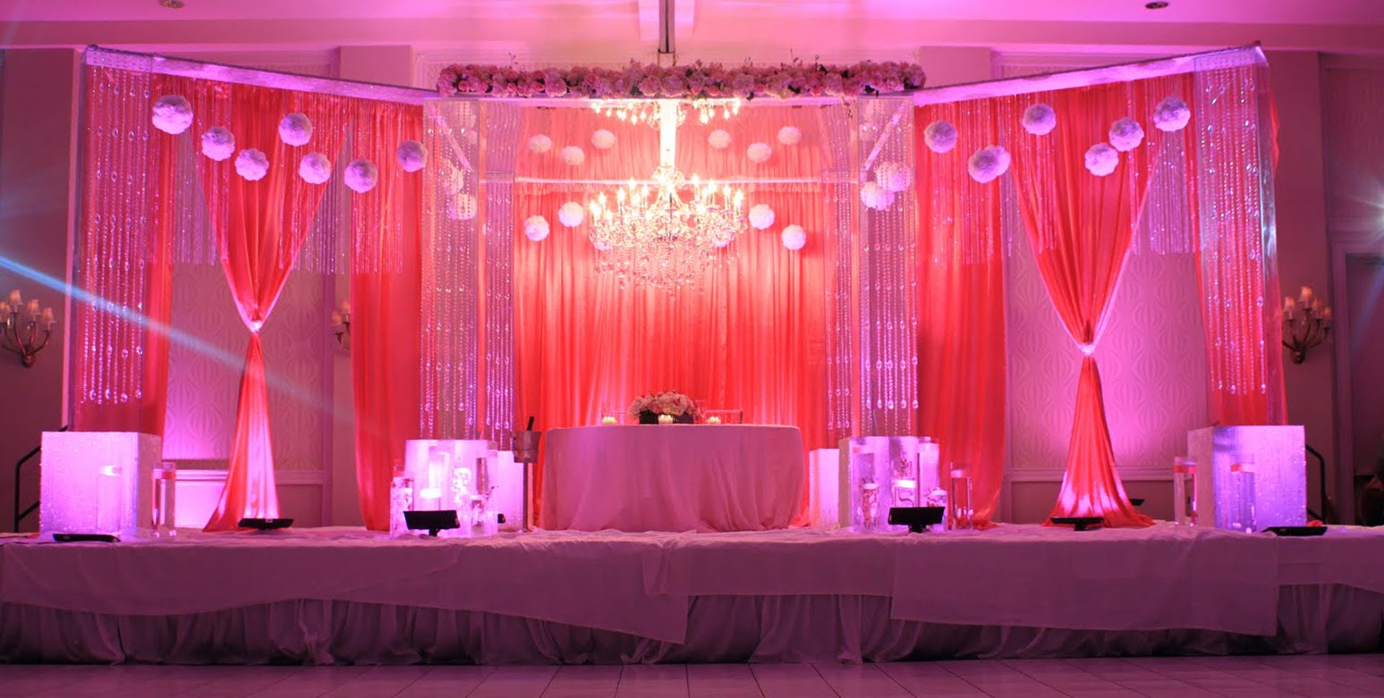 Wedding Harmony: wedding stage decorations 3