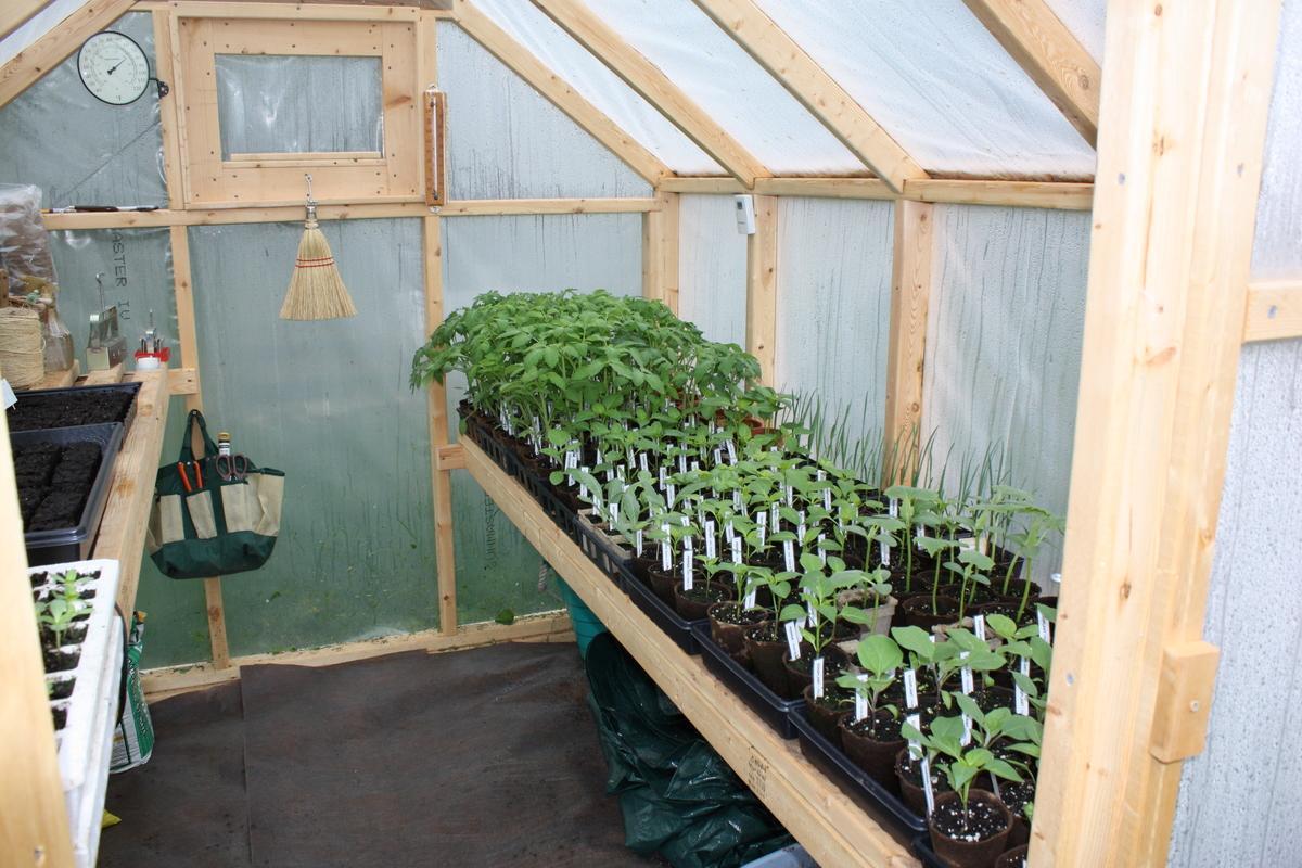 Garden Building Plans