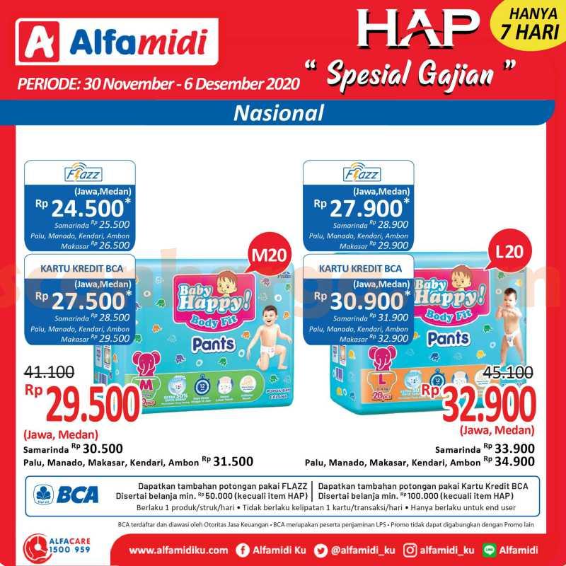Katalog HAP Promo Alfamidi Satu Pekan 30 November - 6 Desember 2020 9