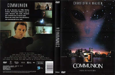 Caratula dvd: Communion